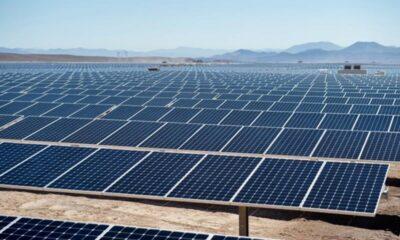 La centrale solaire de Total au Qatar