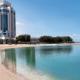 Le Ritz-Carlton, Doha rouvre sa plage de luxe