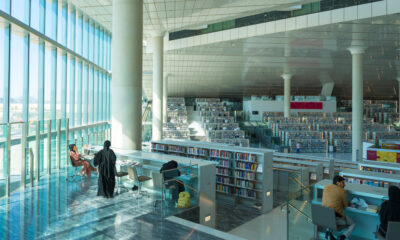 La Bibliothèque nationale du Qatar rouvrira à partir du 30 mai