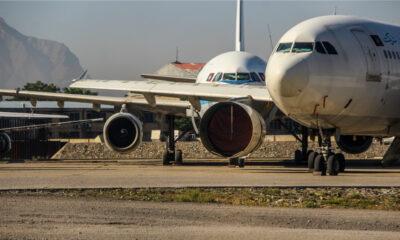 Premier atterrissage à Kaboul depuis le départ des derniers responsables américains